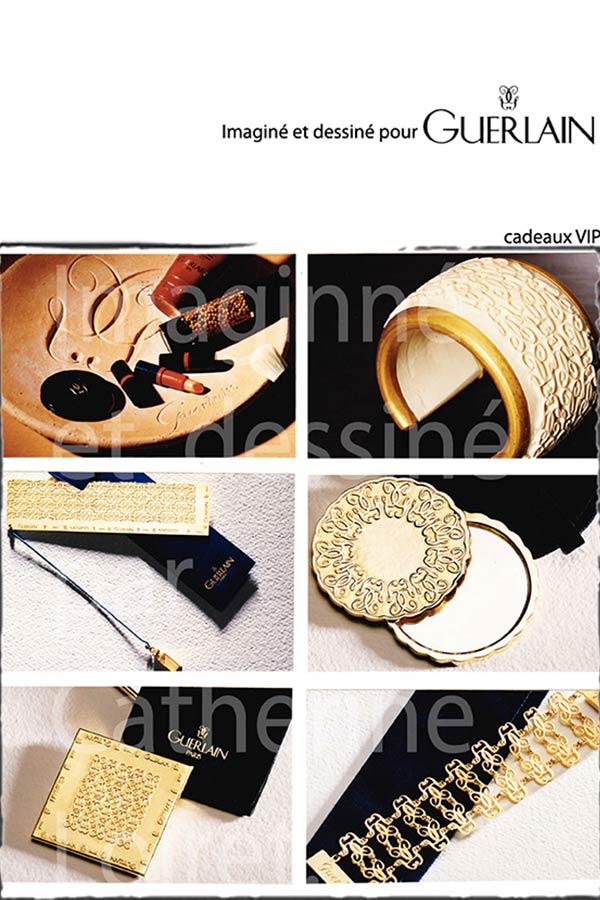 guerlain bijoux designer Catherine Loiret